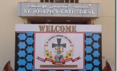 Abu Dhabi St. Joseph´s Church Golden Jubilee