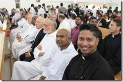 St. Paul's Mussaffah - Letzt Vorbereitungen . Inauguration . Kirchweihe (52)