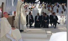 Medienbeiträge zum Papstbesuch in Abu Dhabi (Auswahl)
